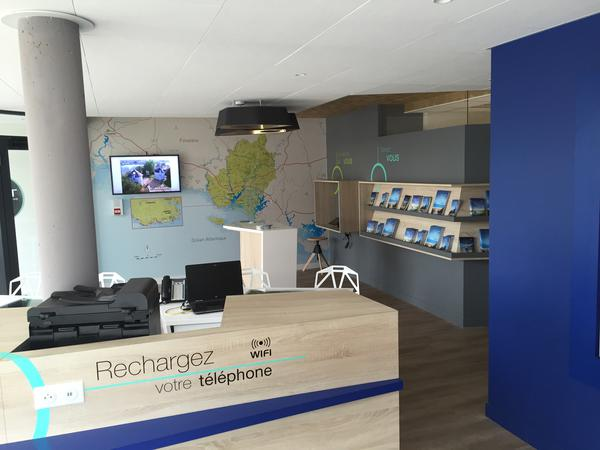 Office de tourisme larmor plage r alisation evolumab - Chatelaillon plage office de tourisme ...