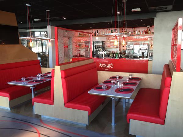Restaurant au bureau saint quentin en yvelines hotel appartcity